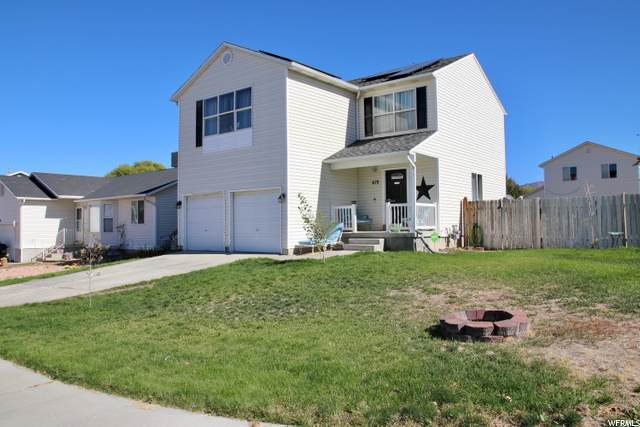 678 N 350 W, Tooele, UT 84074 (#1707979) :: Red Sign Team
