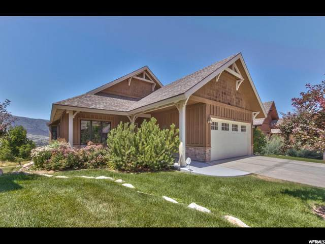 4729 E Mountain Trail Ct N #12, Eden, UT 84310 (MLS #1708018) :: Summit Sotheby's International Realty