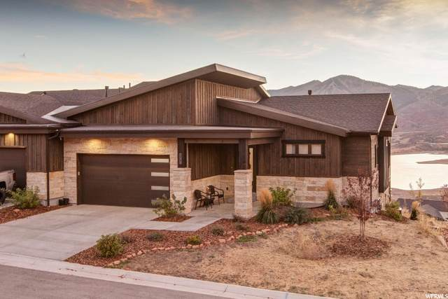 11319 N Shoreline Ct, Hideout, UT 84036 (MLS #1708060) :: High Country Properties
