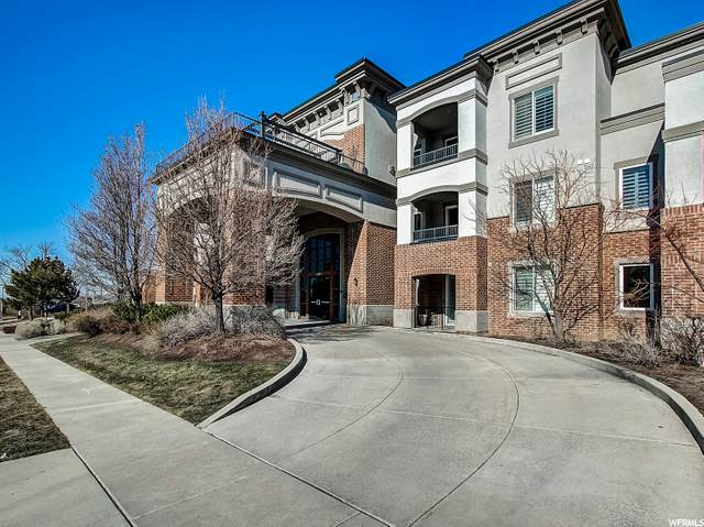 2665 E Parley's Way #306, Salt Lake City, UT 84109 (#1708068) :: Big Key Real Estate