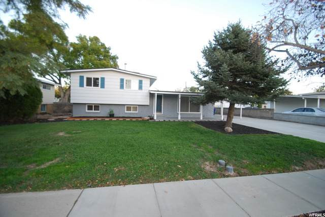 4291 S 2200 W, Taylorsville, UT 84129 (#1708090) :: Doxey Real Estate Group