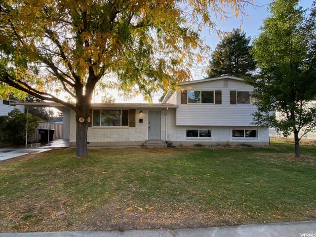 1141 N 750 W, Provo, UT 84604 (#1708154) :: Doxey Real Estate Group