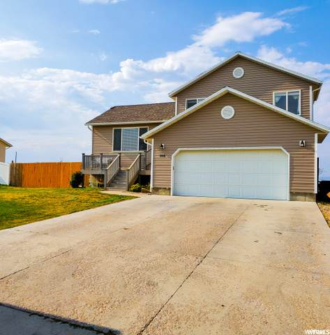 106 W 4100 S, Vernal, UT 84078 (#1708155) :: The Perry Group