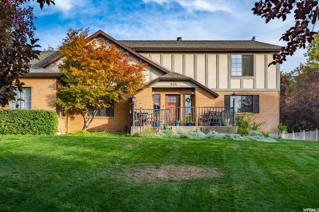 804 E Redford Dr N, Provo, UT 84604 (#1708174) :: Bustos Real Estate | Keller Williams Utah Realtors
