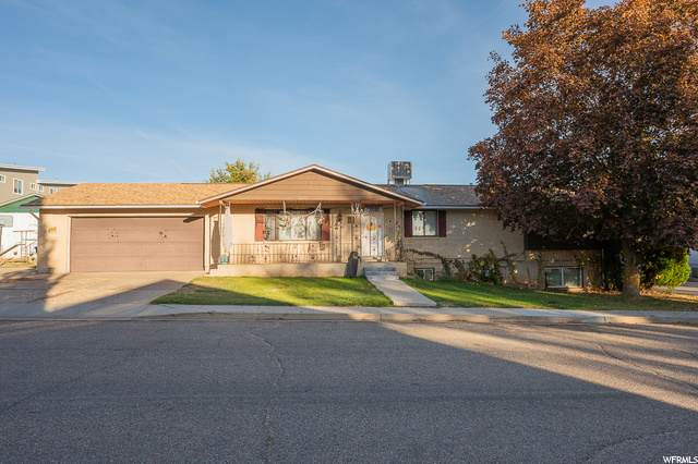 250 N 360 W, Clearfield, UT 84015 (#1708186) :: Red Sign Team