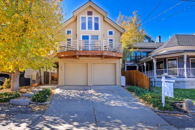 1049 Norfolk Ave, Park City, UT 84060 (#1708213) :: The Perry Group