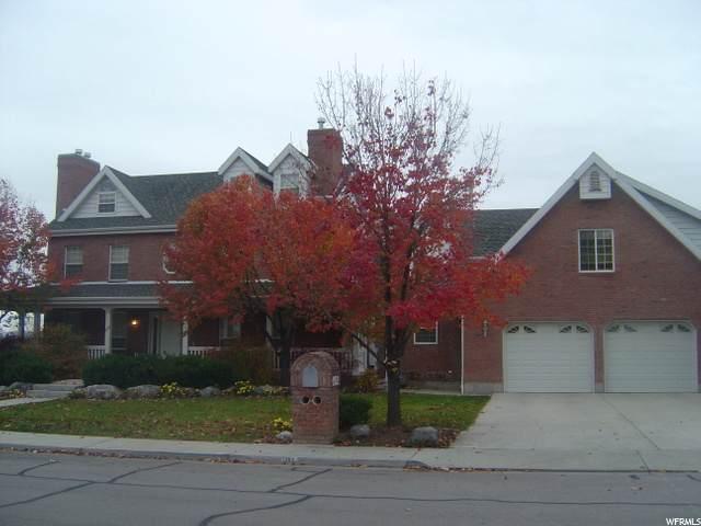 492 S 1000 St W, Orem, UT 84058 (#1708225) :: Berkshire Hathaway HomeServices Elite Real Estate