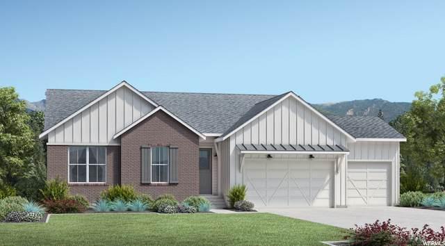 12156 S Tule Mountain Cv #108, Herriman, UT 84096 (#1708228) :: Bustos Real Estate | Keller Williams Utah Realtors