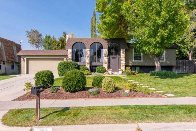 3411 E Enchanted View Dr, Cottonwood Heights, UT 84121 (#1708236) :: goBE Realty