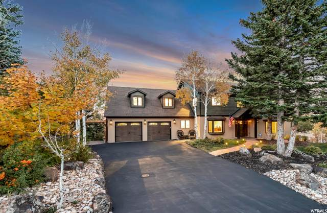 3778 Blacksmith Rd, Park City, UT 84098 (#1708241) :: Powder Mountain Realty