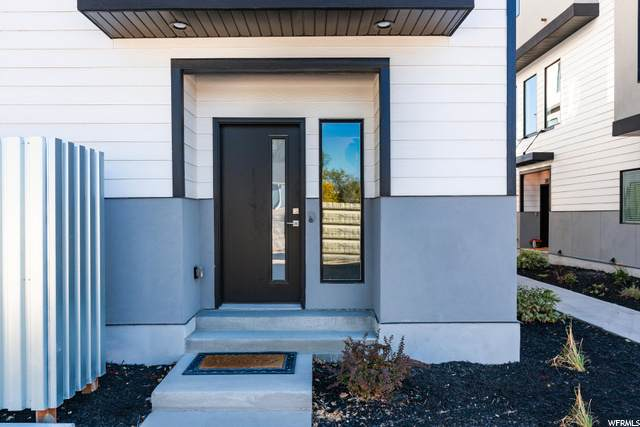 3851 S Granite Lofts Ln E #18, Salt Lake City, UT 84107 (#1708246) :: Red Sign Team