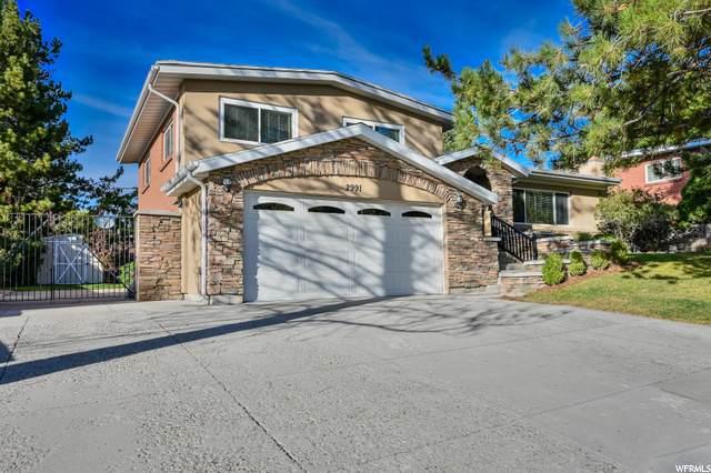 2991 E 4345 S, Salt Lake City, UT 84124 (#1708261) :: Powder Mountain Realty