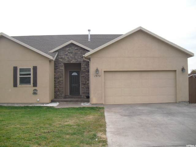 1972 E 1700 S, Vernal, UT 84078 (#1708273) :: Powder Mountain Realty