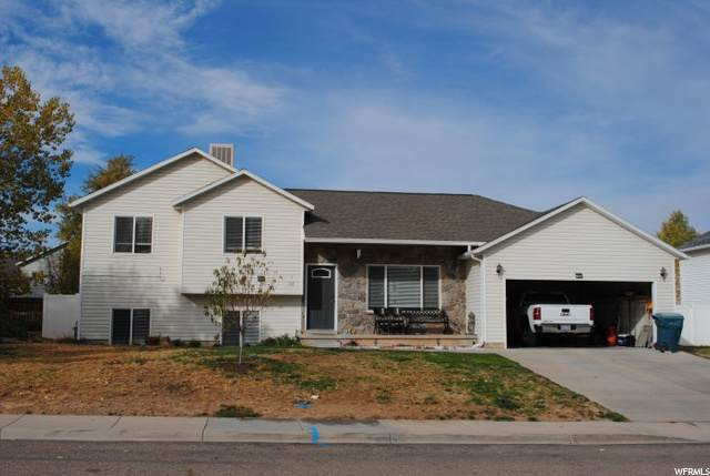 726 S 1850 W, Vernal, UT 84078 (#1708277) :: Livingstone Brokers