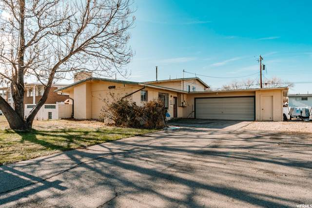 4202 S Morris St, Taylorsville, UT 84129 (#1708293) :: The Perry Group