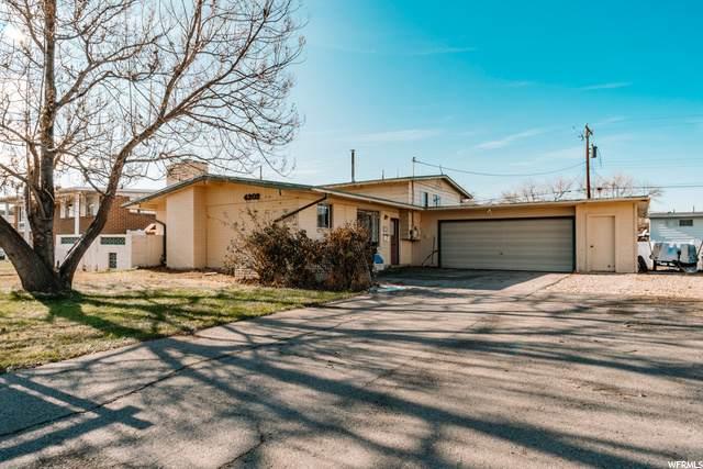 4202 S Morris St, Taylorsville, UT 84129 (#1708293) :: Bustos Real Estate | Keller Williams Utah Realtors