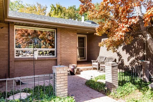 1434 S Chancellor Way E, Salt Lake City, UT 84108 (#1708301) :: Gurr Real Estate