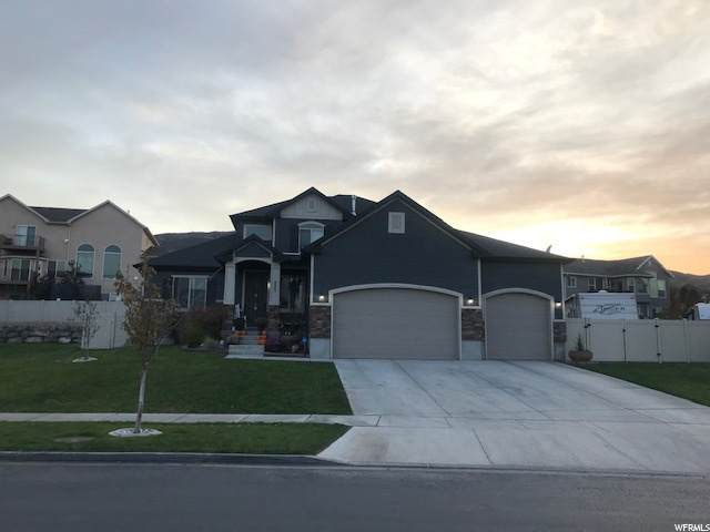223 W Wildwood Dr, Saratoga Springs, UT 84045 (#1708303) :: RE/MAX Equity