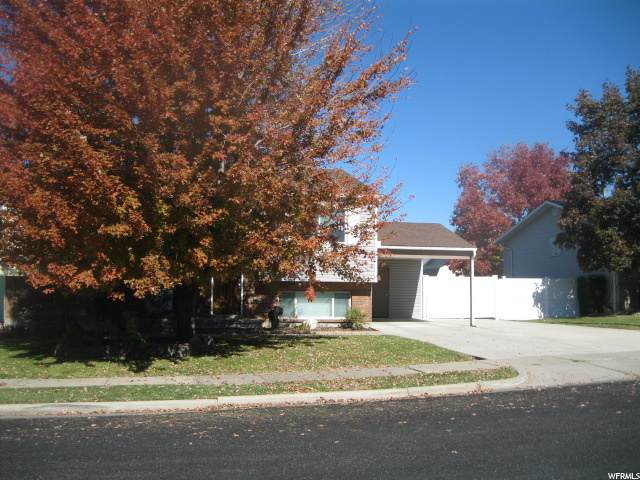 378 W 770 N, Kaysville, UT 84037 (#1708316) :: Red Sign Team