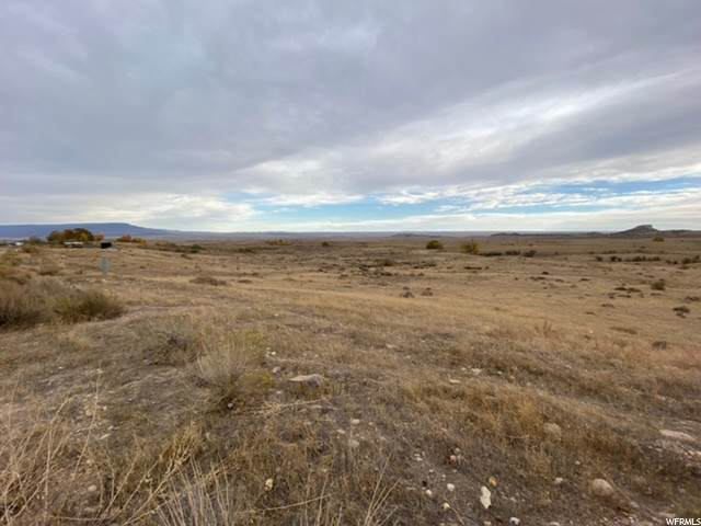 1768 E Gooseneck Ranch Rd S, Vernal, UT 84078 (#1708325) :: Powder Mountain Realty