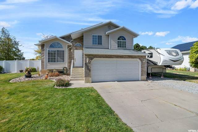 5107 S 3025 W, Roy, UT 84067 (MLS #1708330) :: Jeremy Back Real Estate Team