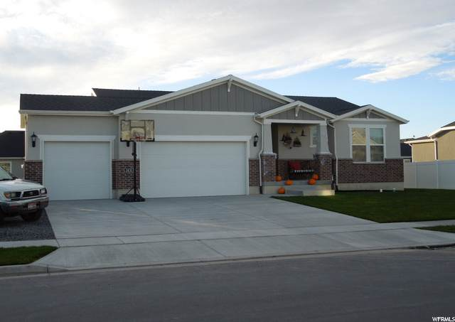 2431 N Sarus Crane W, Clinton, UT 84015 (MLS #1708334) :: Jeremy Back Real Estate Team
