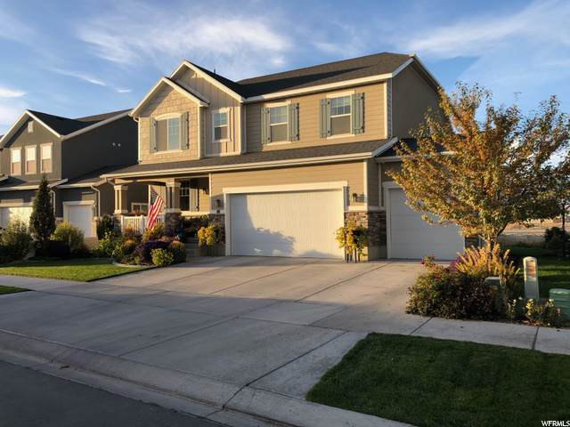 48 W Norway Maple Dr, Vineyard, UT 84059 (MLS #1708336) :: Jeremy Back Real Estate Team