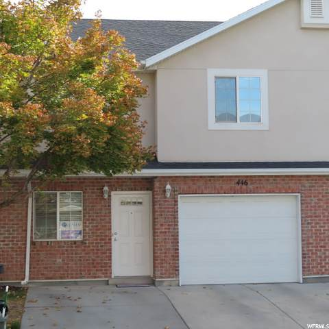 446 E Park Oak Pl S, Salt Lake City, UT 84107 (#1708347) :: Gurr Real Estate