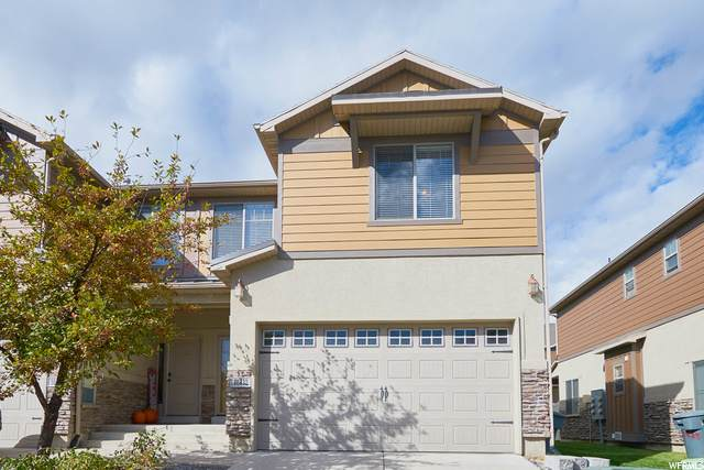 10432 S Sage Luigi Ct W, South Jordan, UT 84095 (#1708349) :: Gurr Real Estate