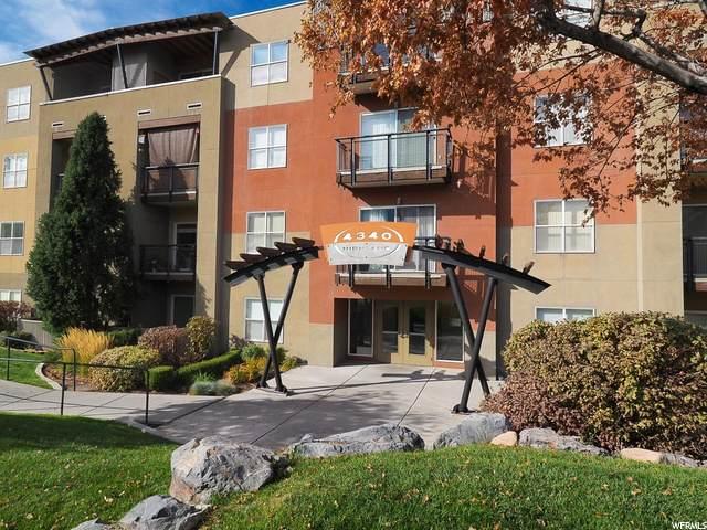 4340 S Highland Dr #305, Holladay, UT 84124 (#1708357) :: Bustos Real Estate | Keller Williams Utah Realtors