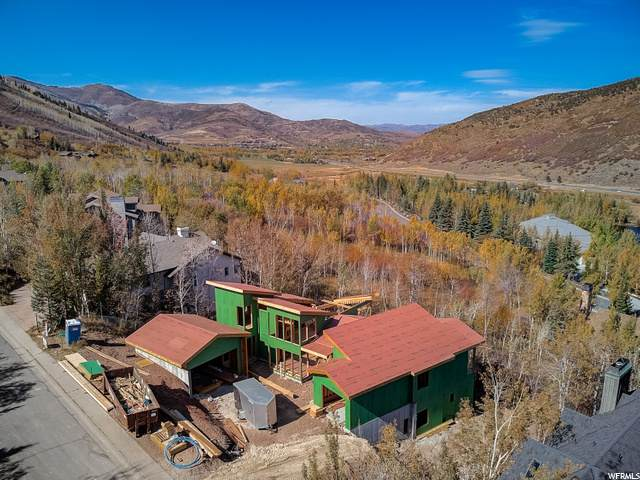 2535 Aspen Springs Dr, Park City, UT 84060 (#1708360) :: Doxey Real Estate Group