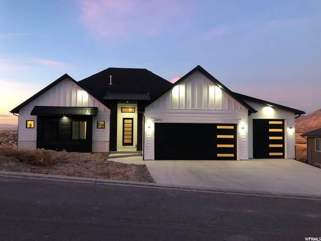 3293 E Hawk Dr, Spanish Fork, UT 84660 (#1708378) :: Pearson & Associates Real Estate