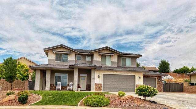 1205 E Nazareth Dr, Washington, UT 84780 (MLS #1708393) :: Jeremy Back Real Estate Team