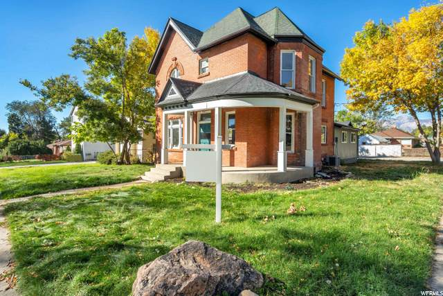 1470 E Cahoon St S, Ogden, UT 84401 (MLS #1708409) :: Lookout Real Estate Group