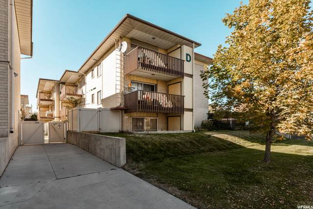 653 N 1200 W D101, Salt Lake City, UT 84116 (#1708424) :: Gurr Real Estate