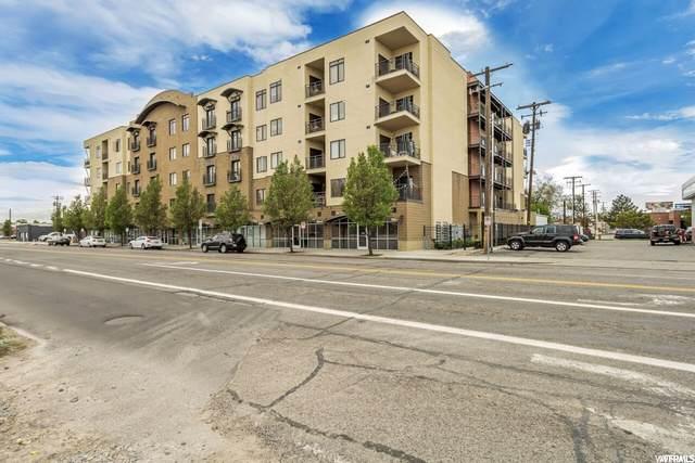 2150 S Main #215, South Salt Lake, UT 84115 (#1708431) :: goBE Realty