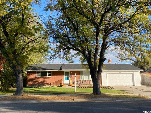 3846 W Cochise Dr, West Valley City, UT 84120 (#1708443) :: Red Sign Team