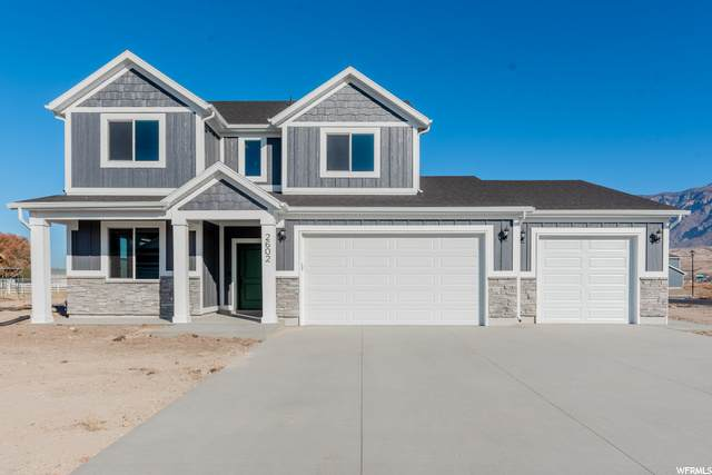 1458 N 440 W #4, Tooele, UT 84074 (#1708459) :: Doxey Real Estate Group