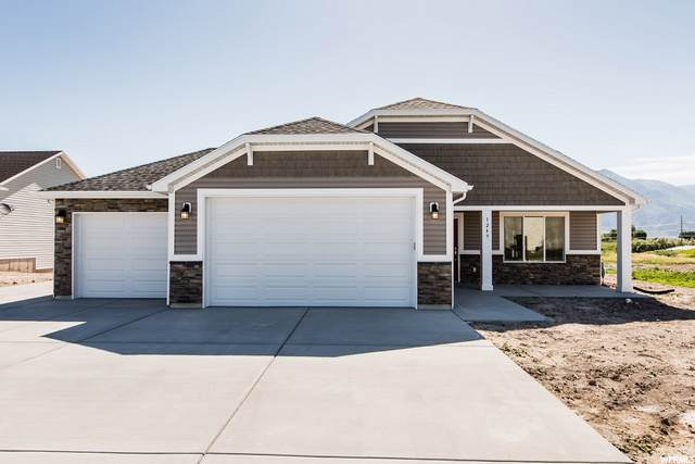 1468 N 440 W #5, Tooele, UT 84074 (#1708475) :: Doxey Real Estate Group