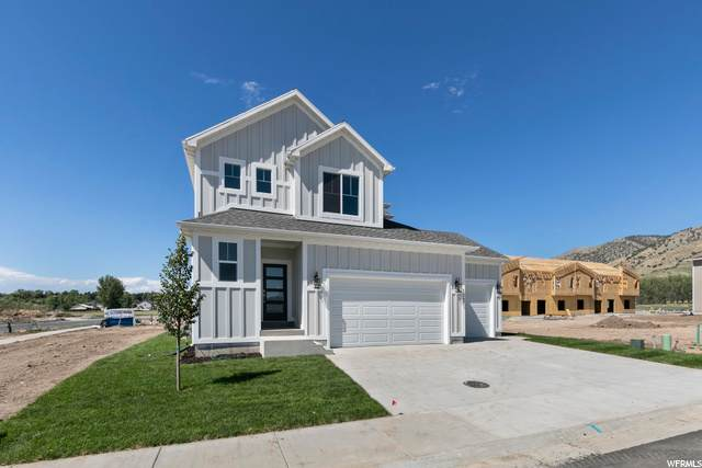 1470 N 444 W #7, Tooele, UT 84074 (#1708477) :: Doxey Real Estate Group