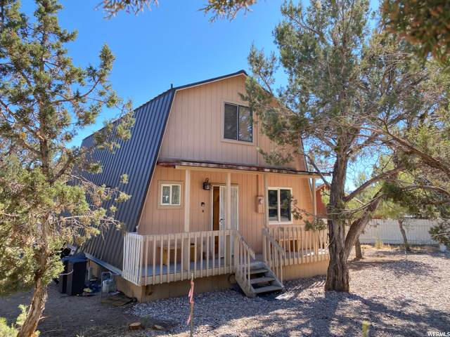 98 N Butch Cassidy Trl, Central, UT 84722 (#1708481) :: Doxey Real Estate Group