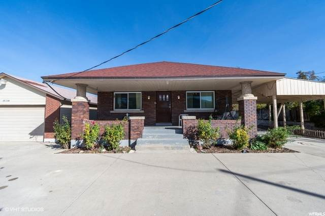 3981 S 6000 W, West Valley City, UT 84128 (#1708483) :: Doxey Real Estate Group