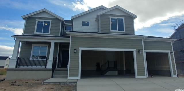 4153 W 920 S #224, Syracuse, UT 84075 (#1708491) :: Doxey Real Estate Group