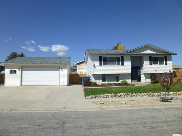 5874 Brass Dr, Salt Lake City, UT 84118 (#1708503) :: Doxey Real Estate Group