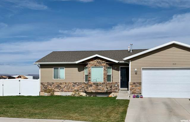 2383 E 4300 S, Vernal, UT 84078 (#1708507) :: Exit Realty Success
