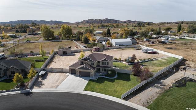 1699 W 1400 S, Vernal, UT 84078 (#1708518) :: Exit Realty Success