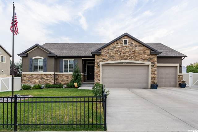 6317 W Brush Fork Dr. S, West Jordan, UT 84081 (#1708547) :: Exit Realty Success