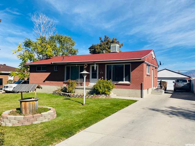 3863 Rosemary St, West Valley City, UT 84120 (#1708548) :: Exit Realty Success