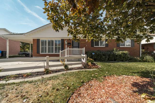 3710 S 580 E #224, South Salt Lake, UT 84106 (#1708554) :: Exit Realty Success