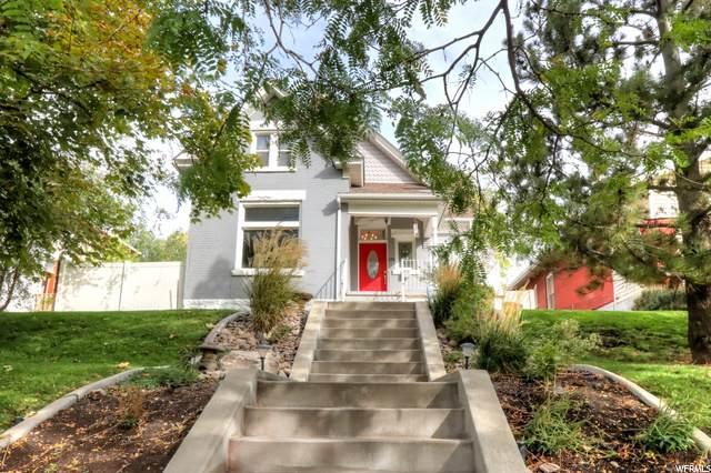 670 N 200 W, Salt Lake City, UT 84103 (#1708565) :: EXIT Realty Plus